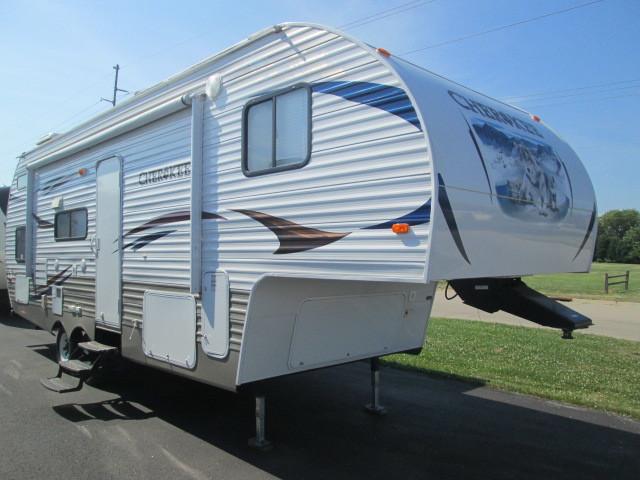 2011 Cherokee 245B