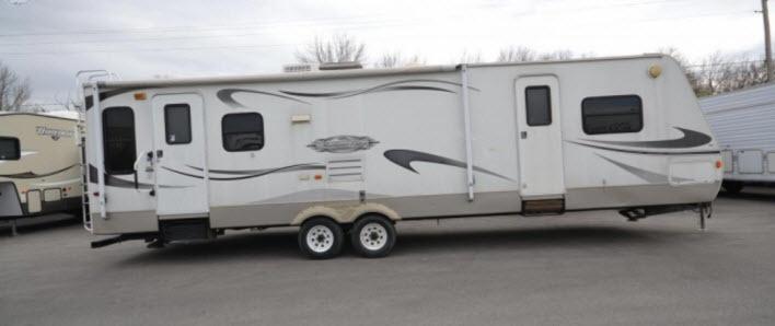 2007 Keystone Montana Mountaineer 31RLD