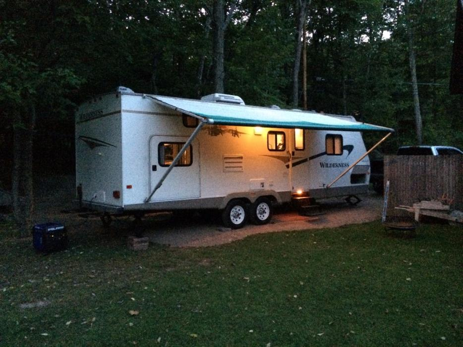 Fleetwood Travel Trailers Of Indiana