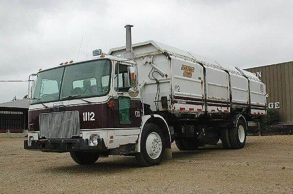 1993 White/Gmc Wg42t Recycle Truck