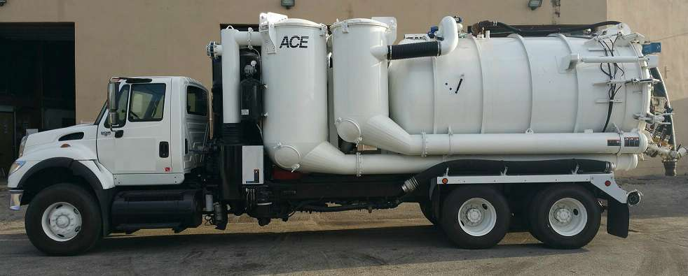 2007 Guzzler Ace Industrial Vacuum Loader - 27