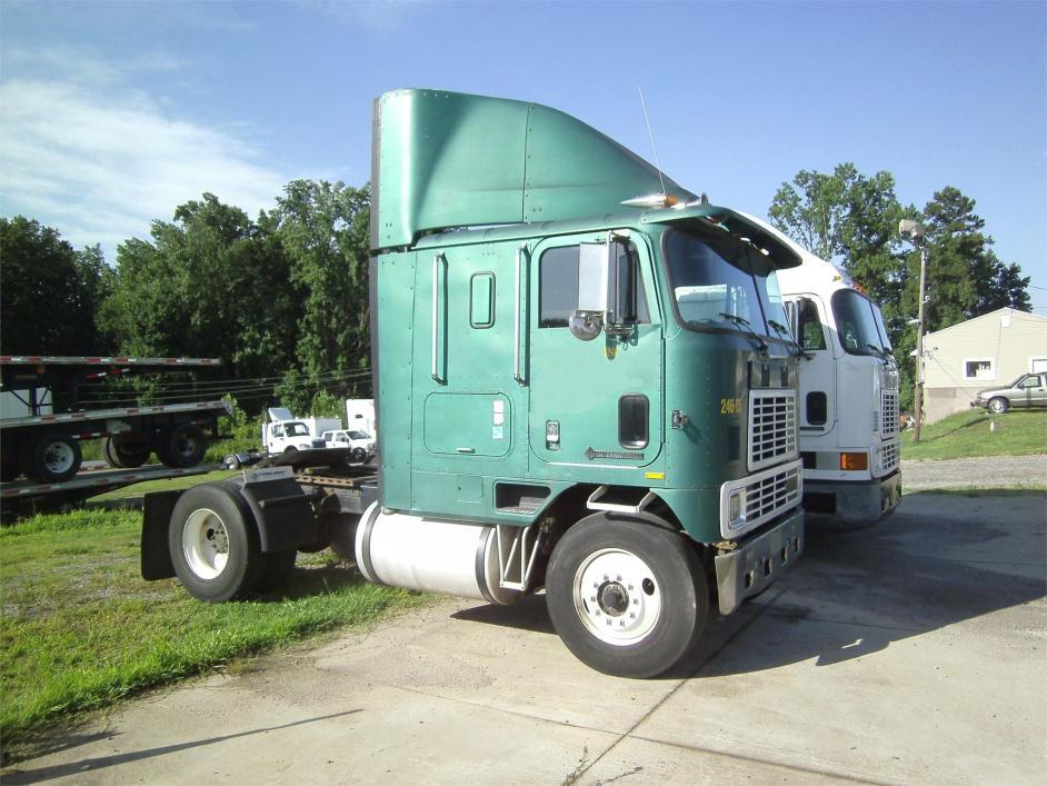 1994 International 9600 Cabover Truck - Sleeper
