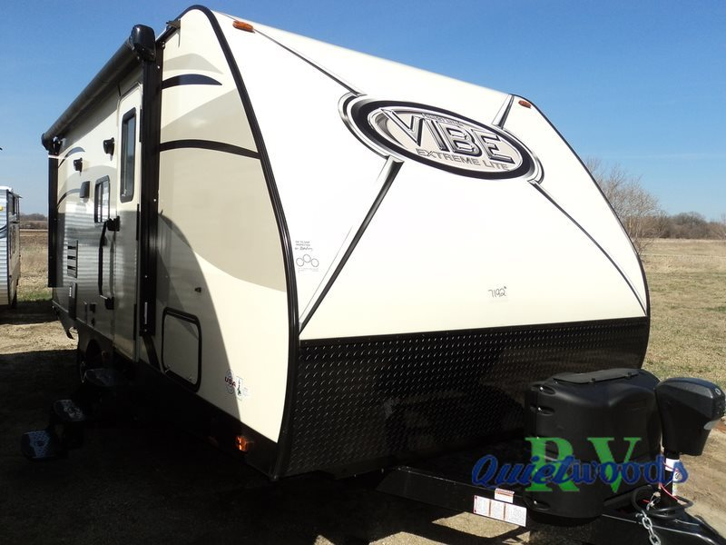2016 Forest River Rv Vibe Extreme Lite 21FBS