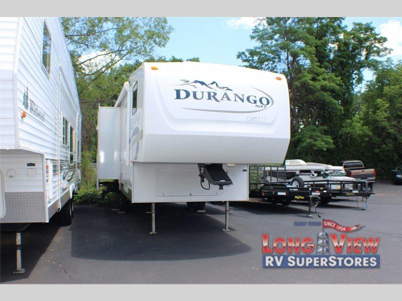 2010 Kz Durango D245RL