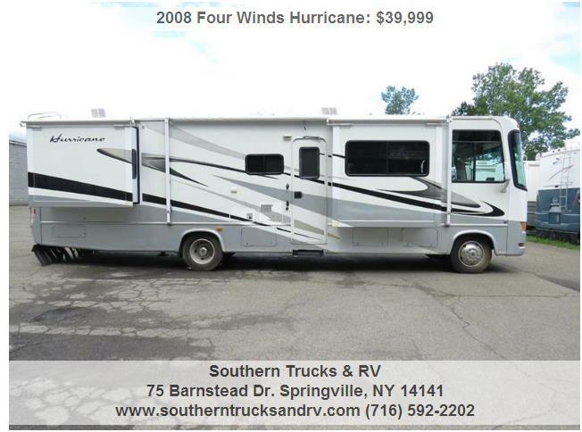 2008 Four Winds Hurricane
