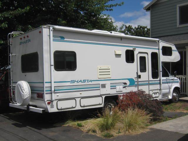 Shasta rvs for sale in Oregon