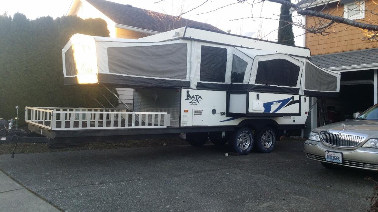 Jayco Baja Camping Trailer RVs for sale