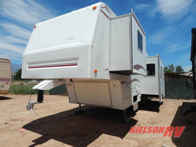 2000 Fleetwood Rv Terry 30-5G