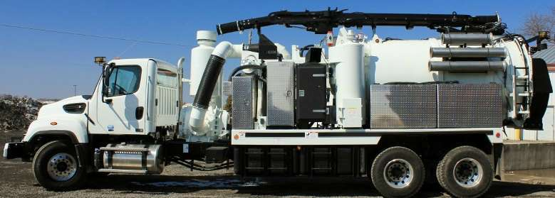 2014 Vac-Con Vaccon Vpd5712mhe/1100 Hydroexcavator - 28 Vacuum Truck