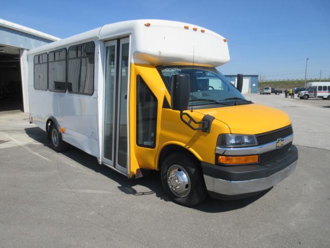 2013 Champion Bus Bus