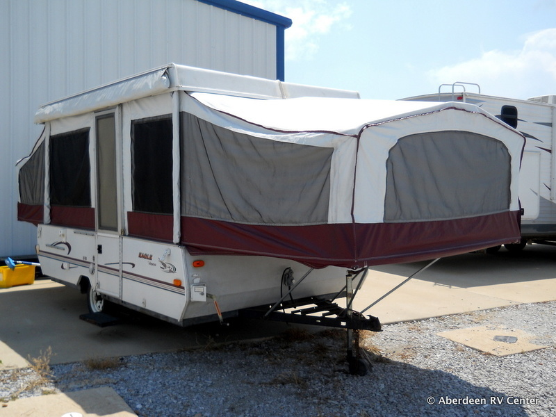 Jayco Pop Up Camper Awning : Jayco eagle pop up campers rvs for sale