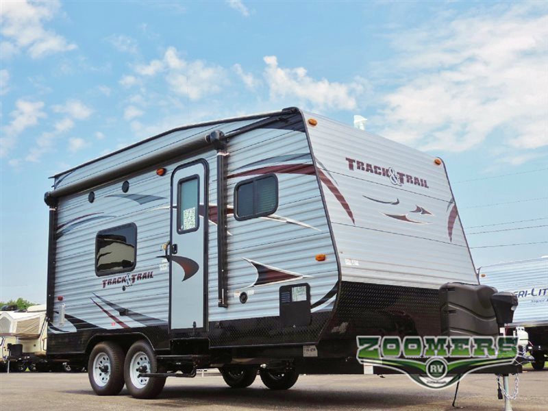 2016 Gulf Stream Rv Track n Trail Sidetrack Edition 17RTH SE