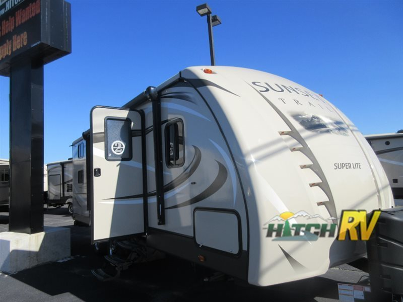 2017 Crossroads Rv Sunset Trail 240BH