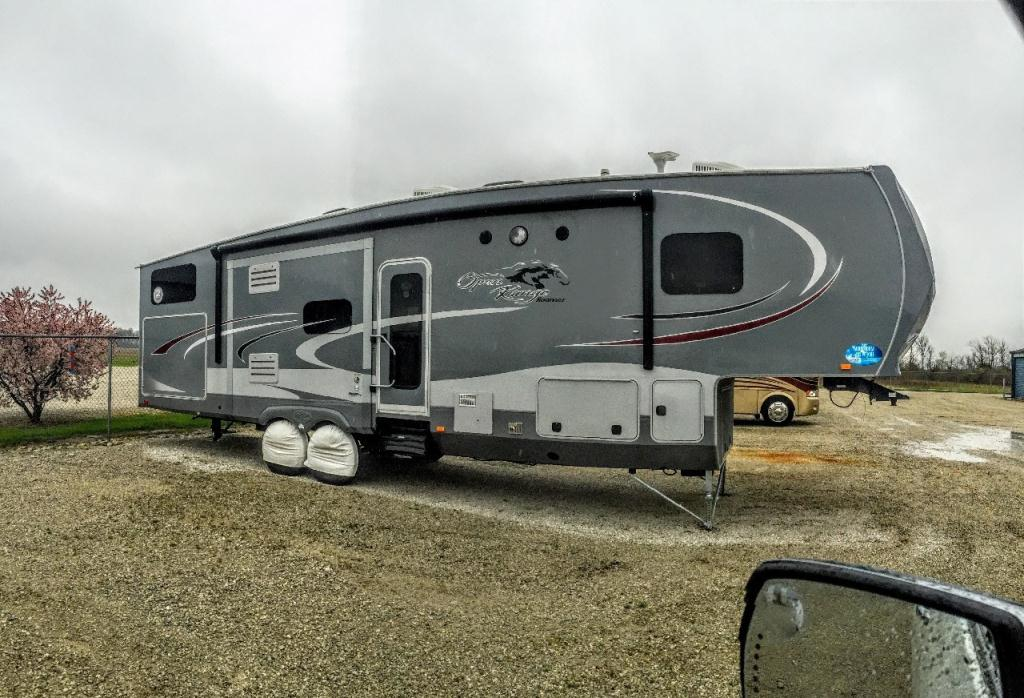 2015 Open Range Roamer 367BHS