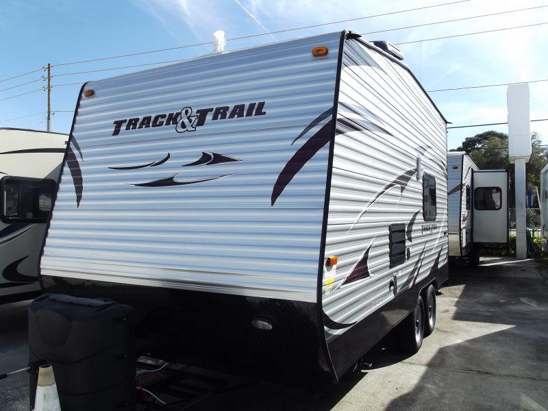 Gulfstream Track N Trail Rvs For