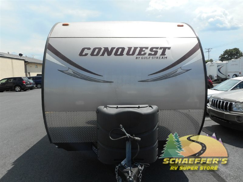 2014 Gulf Stream Rv Conquest Lite 255BH