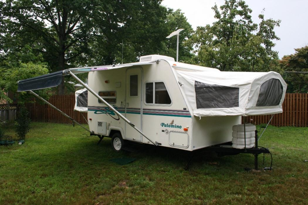 Palomino stampede 17 rvs for sale 2001 palomino stampede 17 sciox Gallery