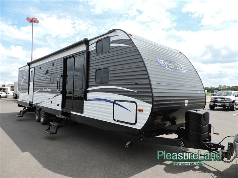 2017 Dutchmen Rv Aspen Trail 3600QBDS