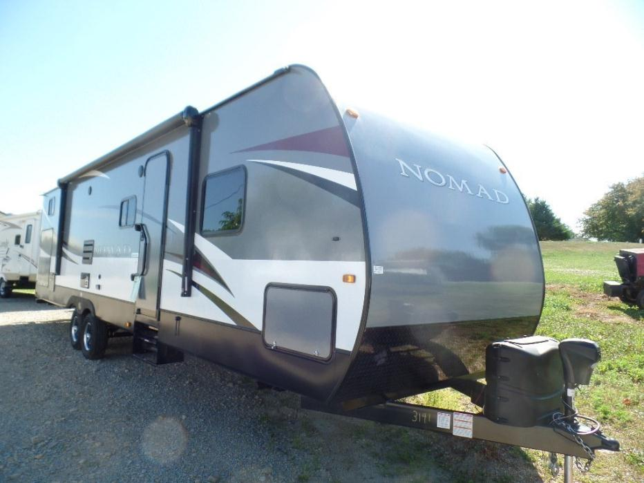 2017 Skyline NOMAD 308 BH DELUXE