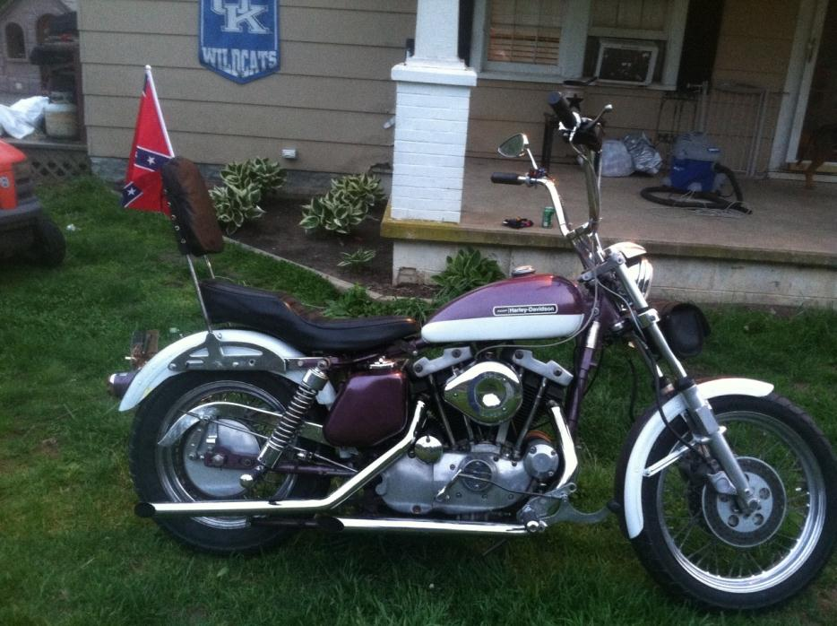 Amf Harley Ironhead Motorcycles For Sale
