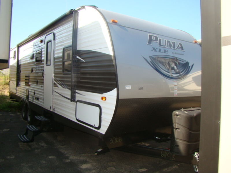 2016 Palomino Puma Canyon Cat 30DBSC