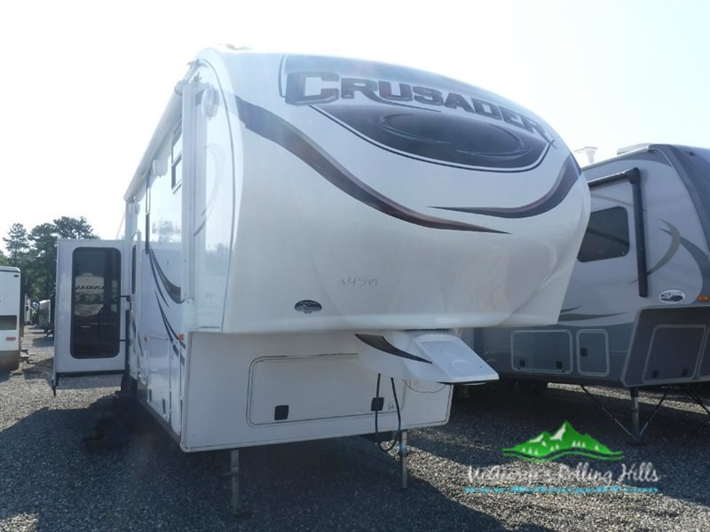 2014 Prime Time Rv Crusader 325RES
