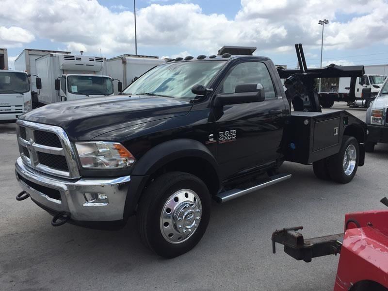2014 Dodge Ram 4500hd  Wrecker Tow Truck