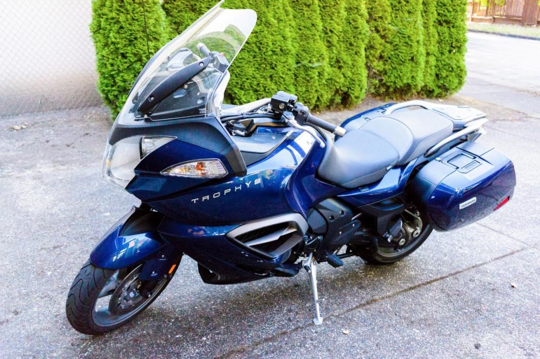 Triumph trophy 250 motorcycles for sale for Yamaha dealers in oregon