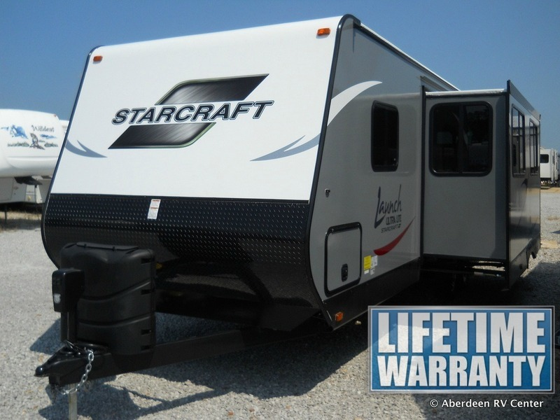 2017 Starcraft Launch Ultra Lite 27BHU
