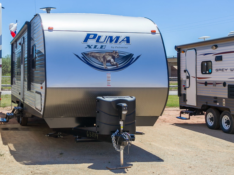 2016 Palomino Puma XLE 25FBC