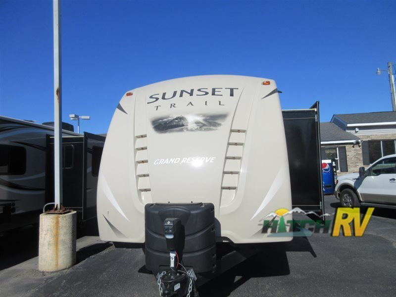 2016 Crossroads Rv Sunset Trail Grand Reserve ST29RL