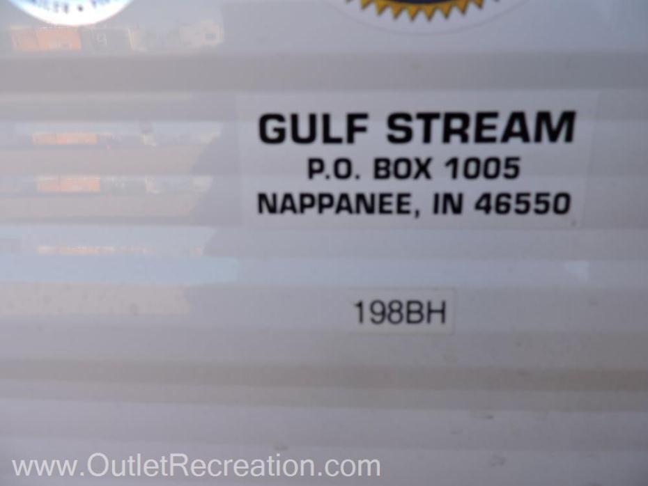 2017 Gulf Stream Ameri-Lite198BH