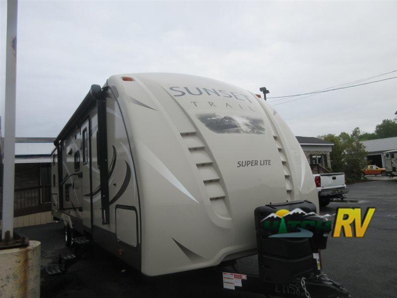 2017 Crossroads Rv Sunset Trail 290QB