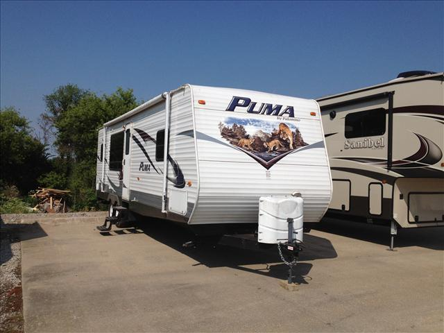 2013 Palomino Puma Travel Trailer 30-RKSS