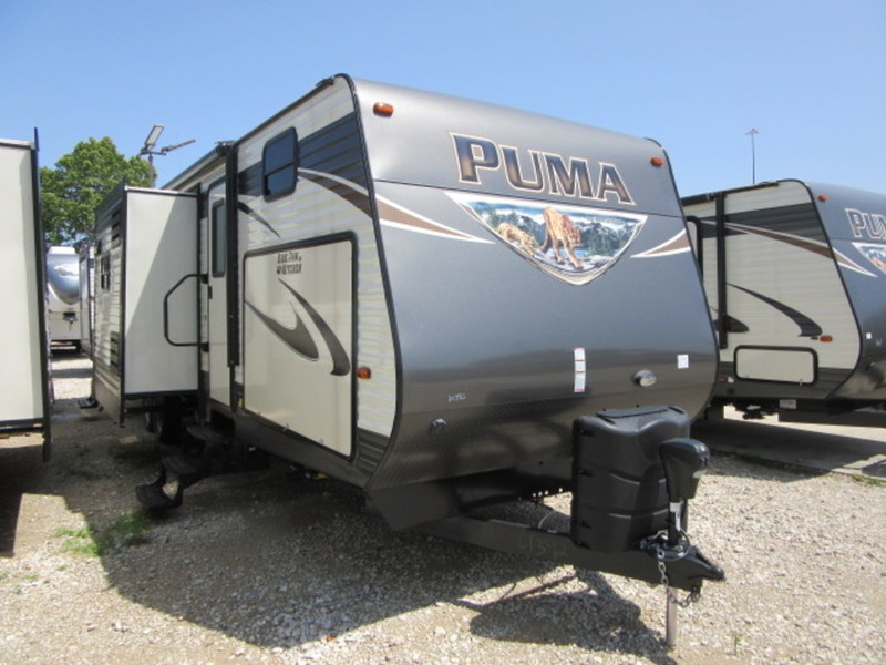 2016 Palomino Puma Travel Trailer 32 FBIS
