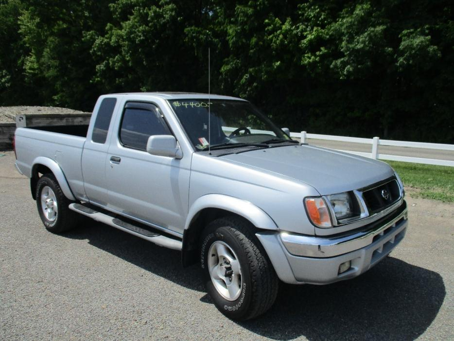 2000 nissan frontier extended cab 4x4 cars for sale. Black Bedroom Furniture Sets. Home Design Ideas