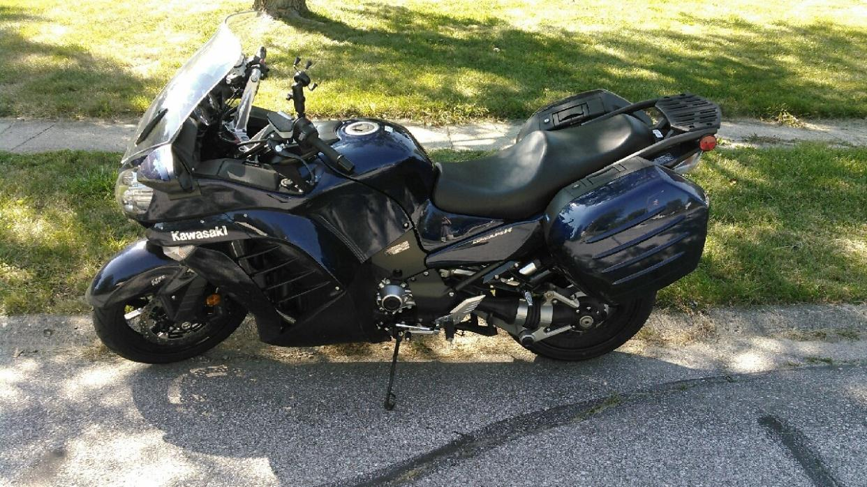 Kawasaki Concours  For Sale Indiana