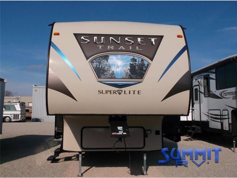2015 Crossroads Rv Sunset Trail Super Lite SF270BH