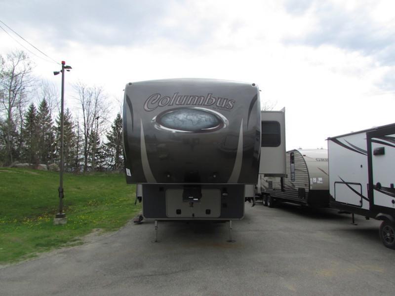 2014 Palomino Columbus Fifth Wheels 340RK