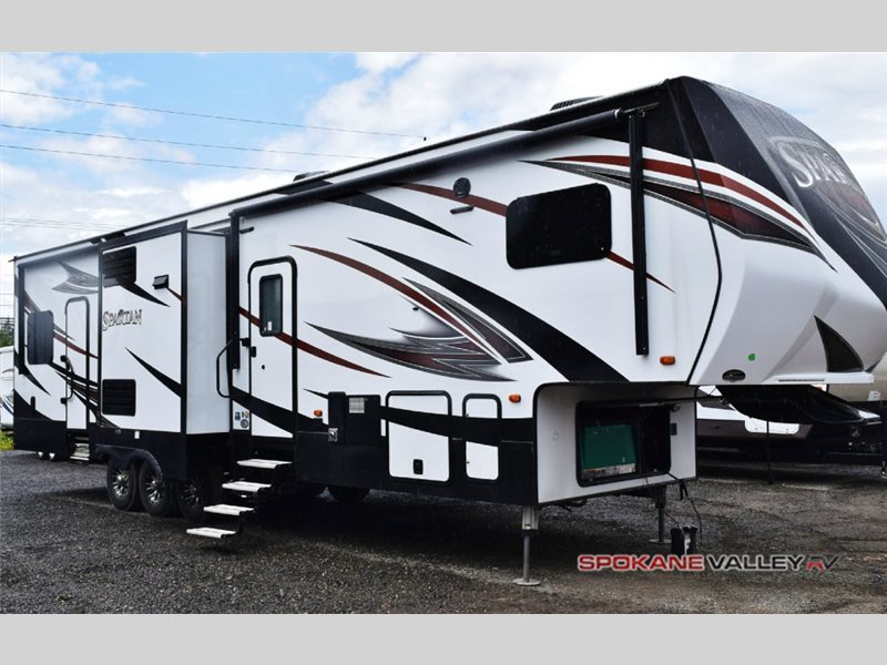 2017 Prime Time Rv Spartan 1234X