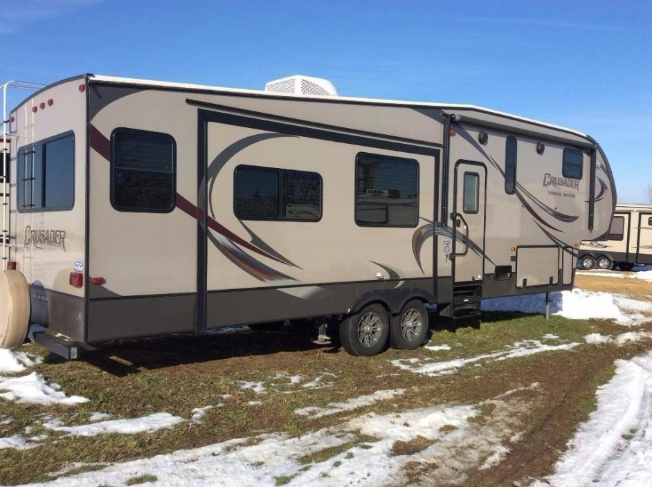 2014 Prime Time Crusader 330MKS