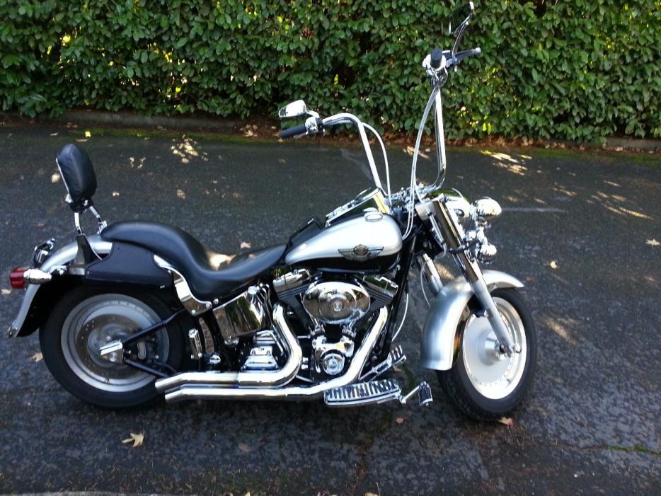 2003 Harley-Davidson Fat Boy