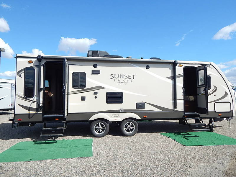 2017 Crossroads Rv Sunset Trail SUNSET TRAIL 260RL