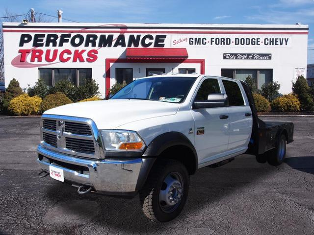 2012 Ram Ram Chassis 5500  Cab Chassis