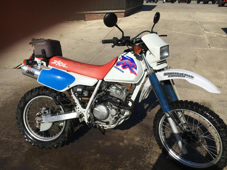Honda Xr250l motorcycles for sale