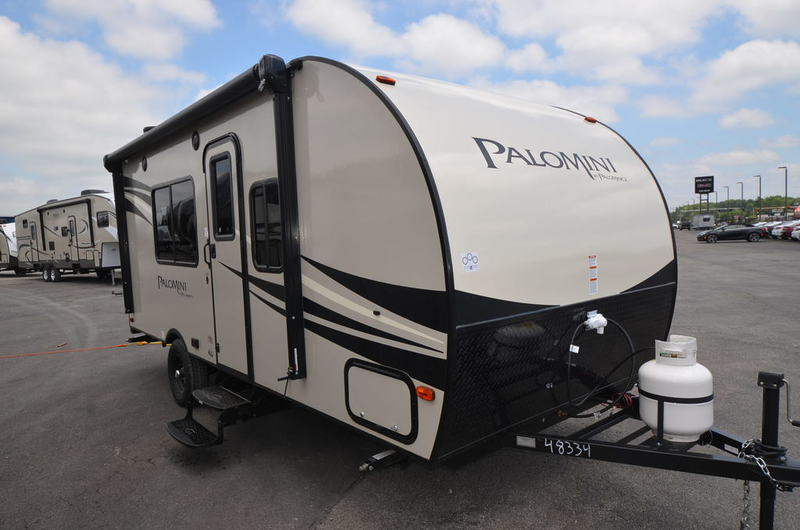 2017 Palomino PALOMINI 180FB TRAVEL TRAILER