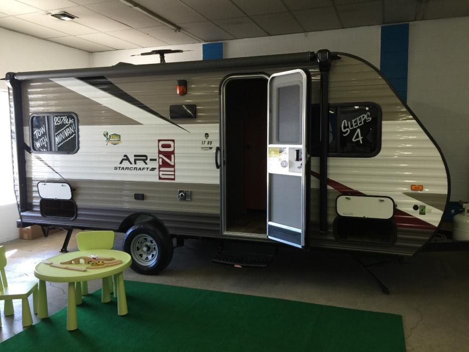 Starcraft 17 Rd Rvs For Sale In Ohio