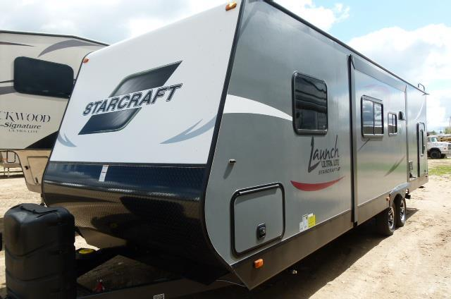 2017 Starcraft Launch 28BHS