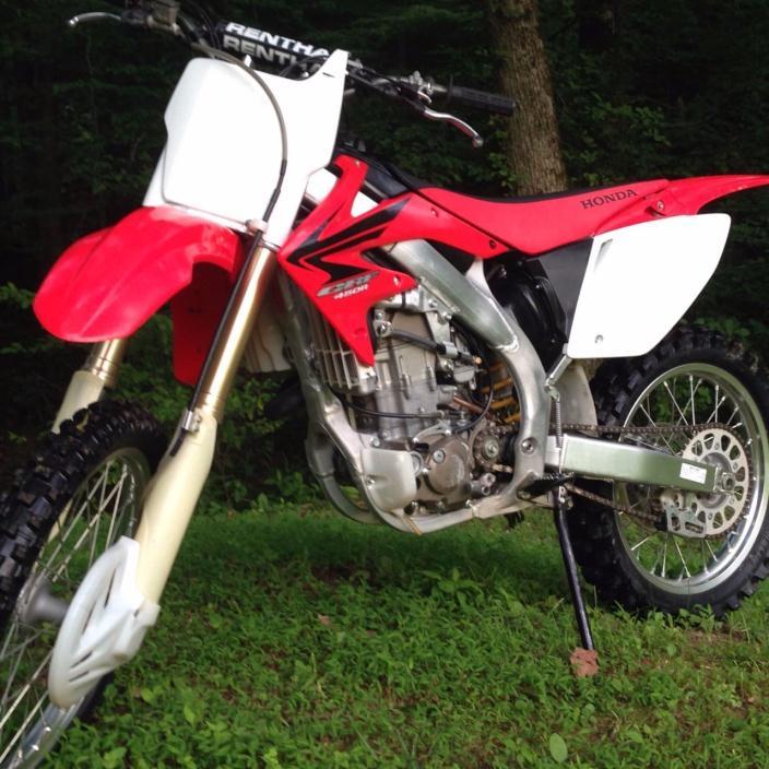 2007 honda motocross motorcycles for sale