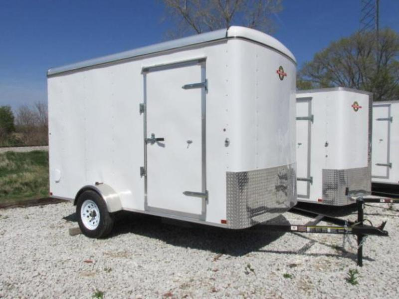 2016 Carry-On Trailer 6X12CGR